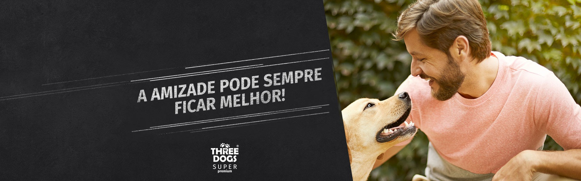 Banner Topo Three Dogs SP
