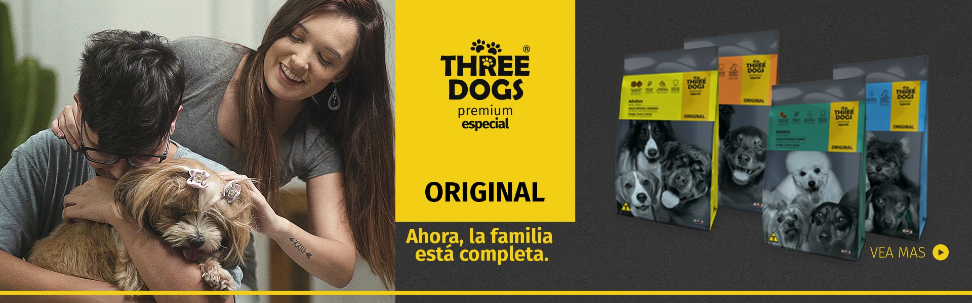 Three Dogs PE