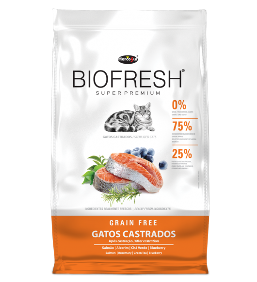 BIOFRESH FOR STERILISED CATS