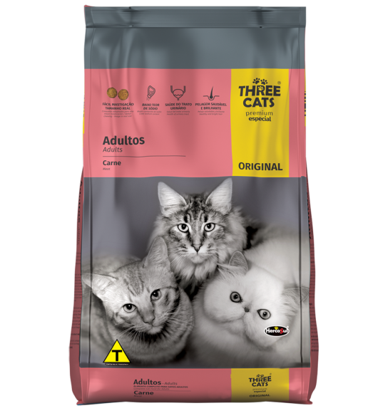 ORIGINAL GATOS ADULTOS – CARNE